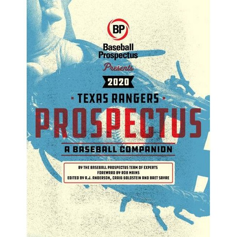 Texas Rangers 2020 - by  Baseball Prospectus (Paperback) - image 1 of 1