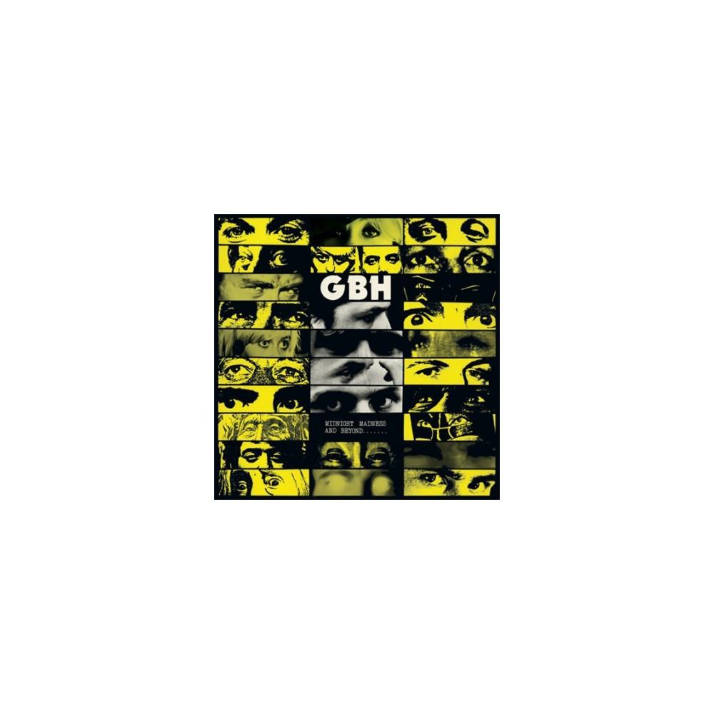 Gbh - Midnight Madness & Beyond (Vinyl)