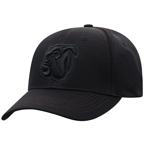NCAA Men's Mississippi State Bulldogs Black Tonal Max Out Hat - image 1 of 2