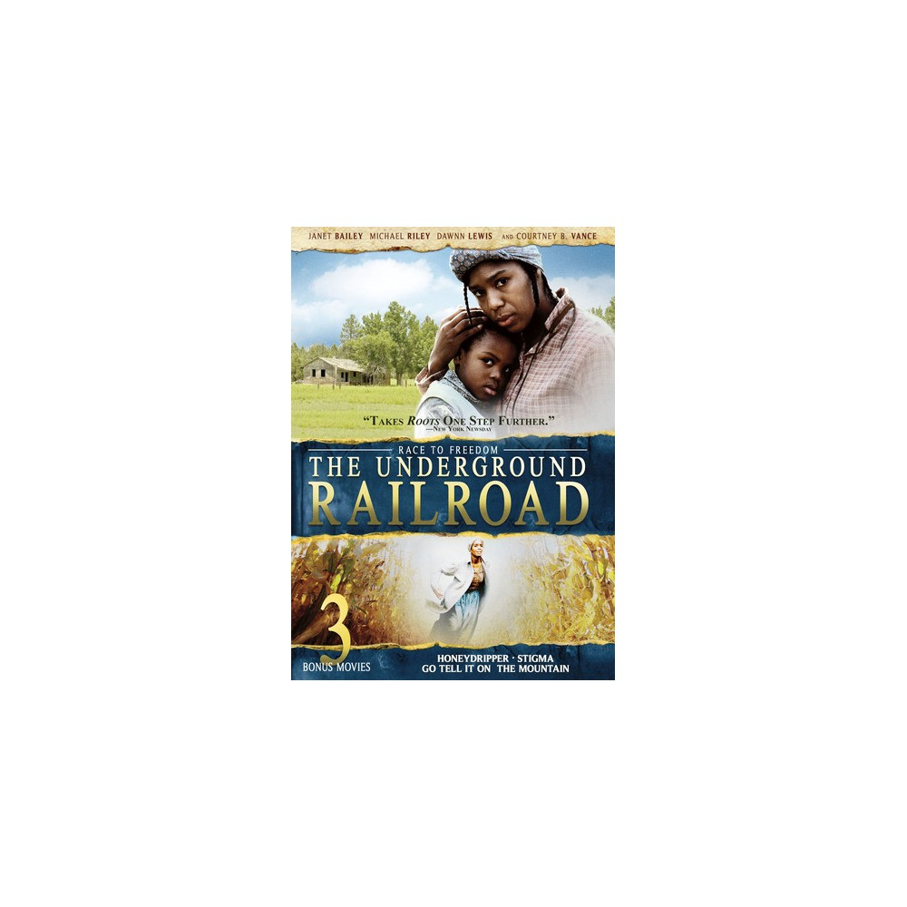Race To Freedom:Underground Railroad (Dvd)