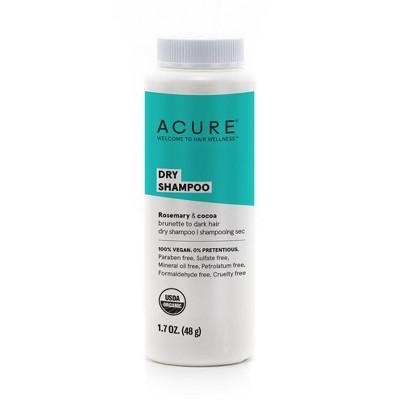 Acure Brunette to Dark Hair Dry Shampoo - 1.7oz