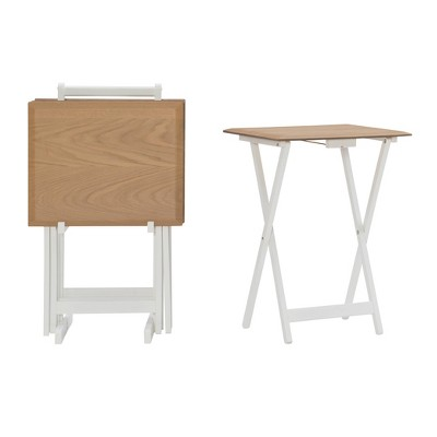 Marlowe Tray Table Set - Linon