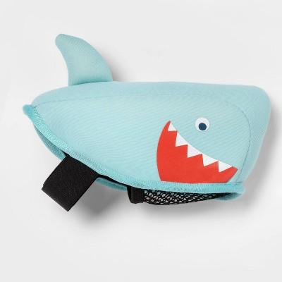 Shark Bath Spout Cover Blue - Pillowfort™