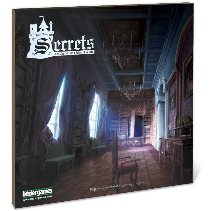 Castles Of Mad King Ludwig Secrets Game : Target