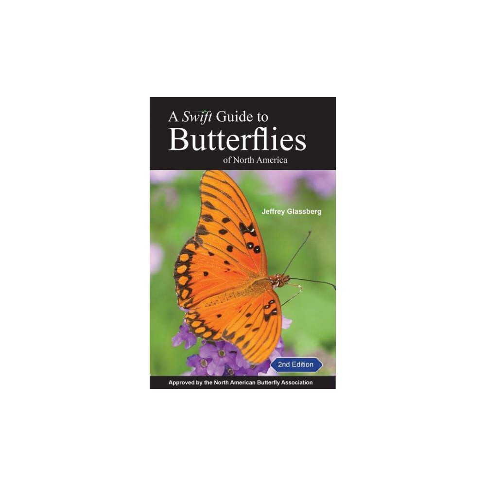 Swift Guide to Butterflies of Mexico and Central America - Revised by Jeffrey Glassberg (Paperback)