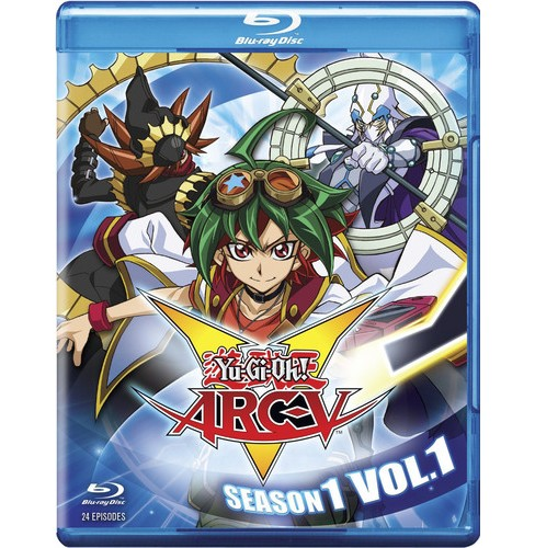 Yu gi oh classic:Season 1 vol 1 (Blu-ray) - image 1 of 1