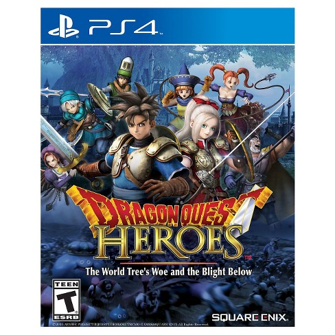 Dragon Quest Heroes: The World Tree's Woe and the Blight Below Day One Edition PlayStation 4 - image 1 of 1