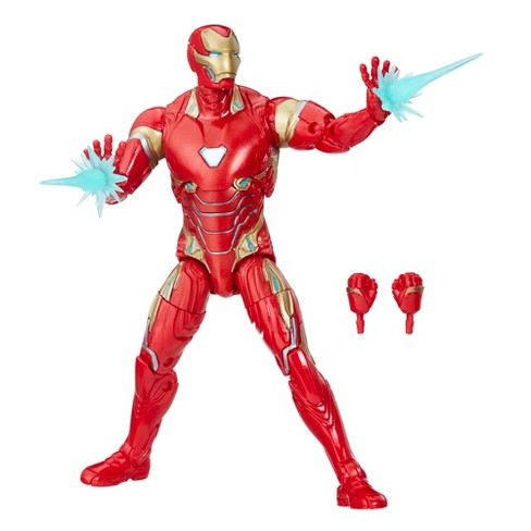 "Avengers Marvel Legends Series 6"" Iron Man - image 1 of 9"