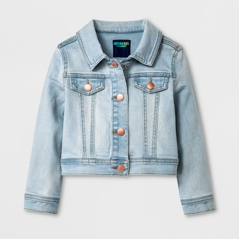 Toddler Girls' Genuine Kids® From OshKosh Jean Jacket ...