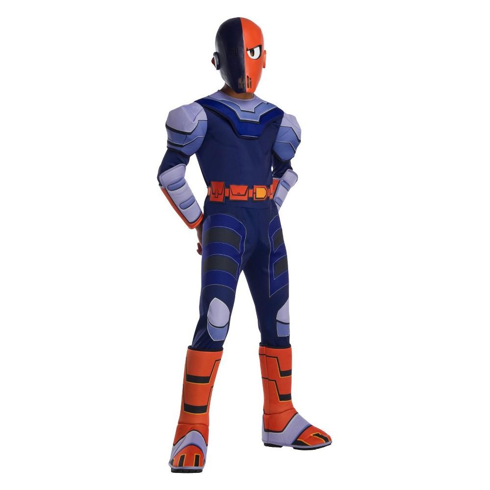 Kids' Teen Titan Go Slade Halloween Costume L, Boy's, Multicolored