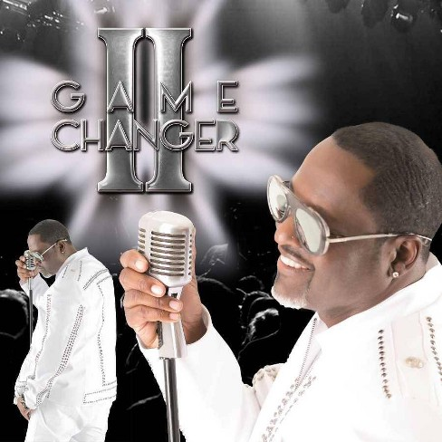 Johnny Gill - Game Changer II (CD) - image 1 of 1