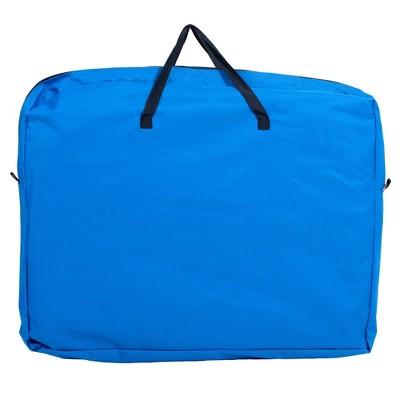 Pet Adobe Portable Pop-Up Octagon Pet Playpen - Blue/Black