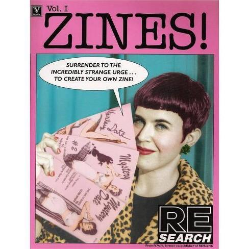 Zines! - by  V Vale (Paperback) - image 1 of 1