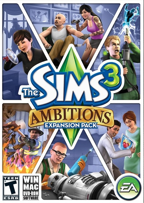 The Sims 3: Ambitions - PC Game (Digital) - image 1 of 1