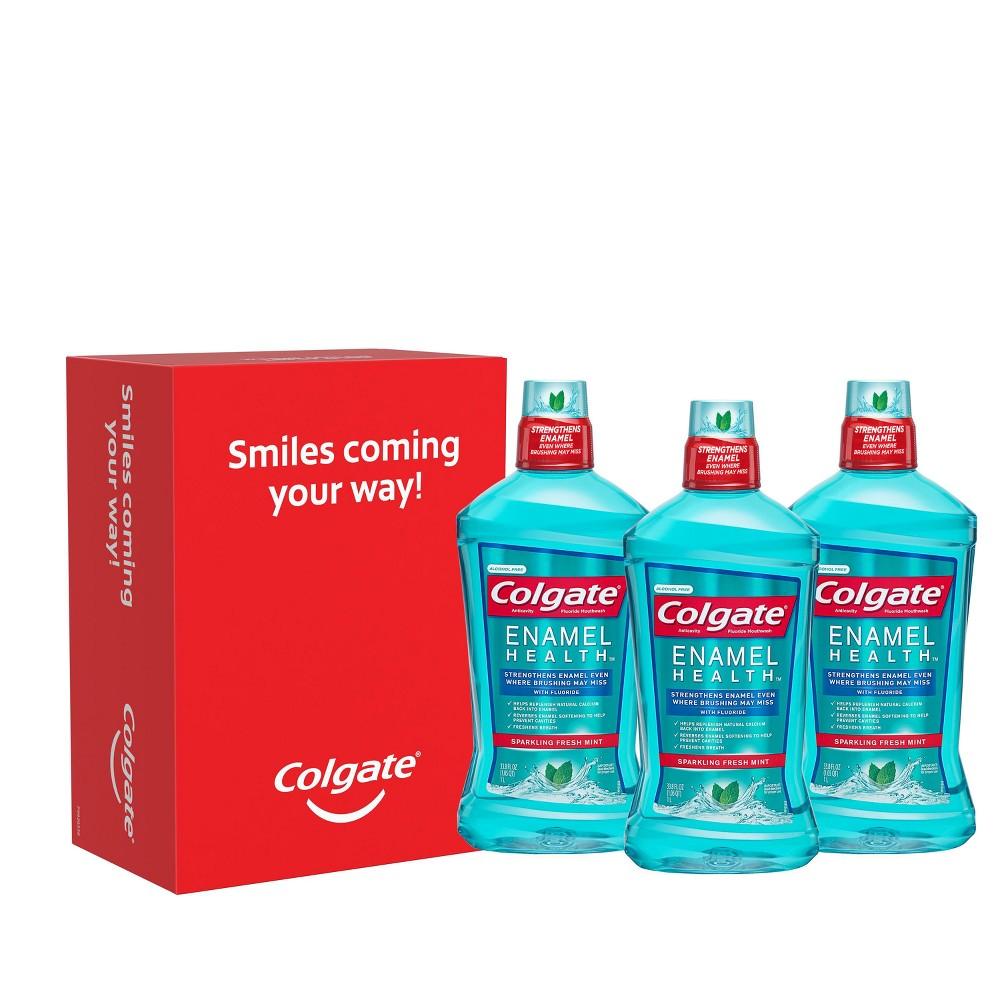 Mouthwash: Colgate Enamel Health
