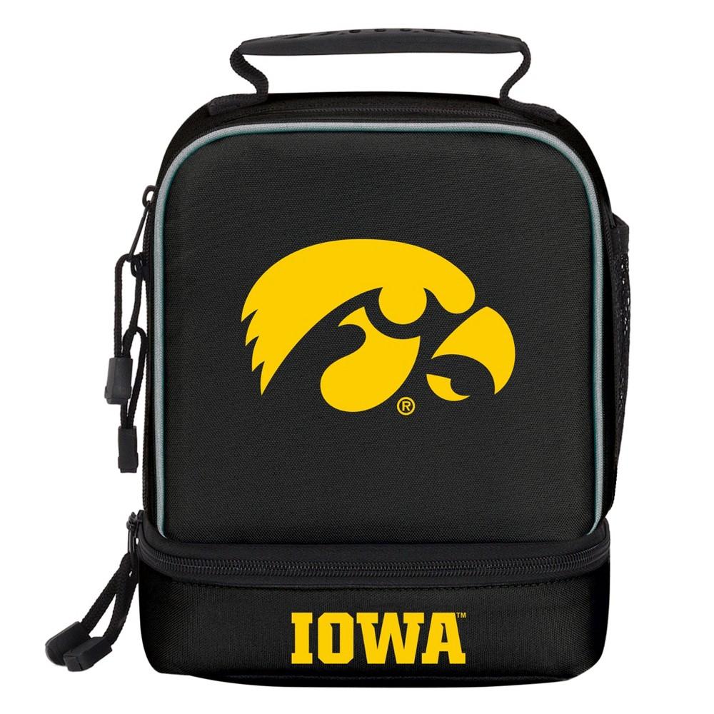 NCAA Iowa Hawkeyes Spark Lunch Kit, Multi-Colored