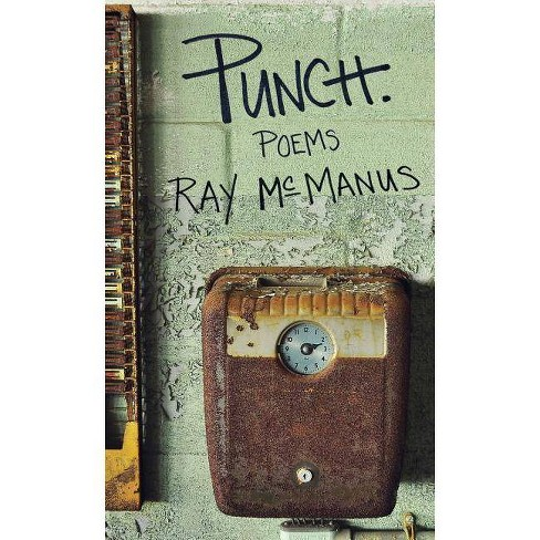 Punch - by  Ray McManus (Paperback) - image 1 of 1