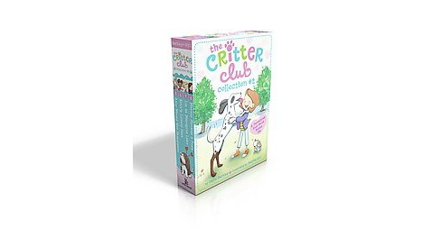 Critter Club Collection 2 : Amy Meets Her Stepsister / Ellie's Lovely Idea / Liz at Marigold Lake / - image 1 of 1