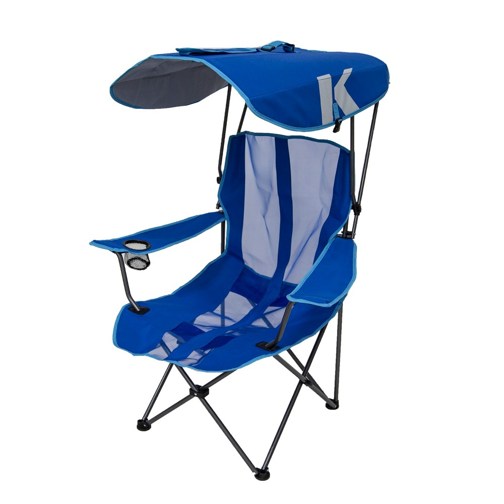 Image of Kelsyus Original Canopy Chair - Royal Blue