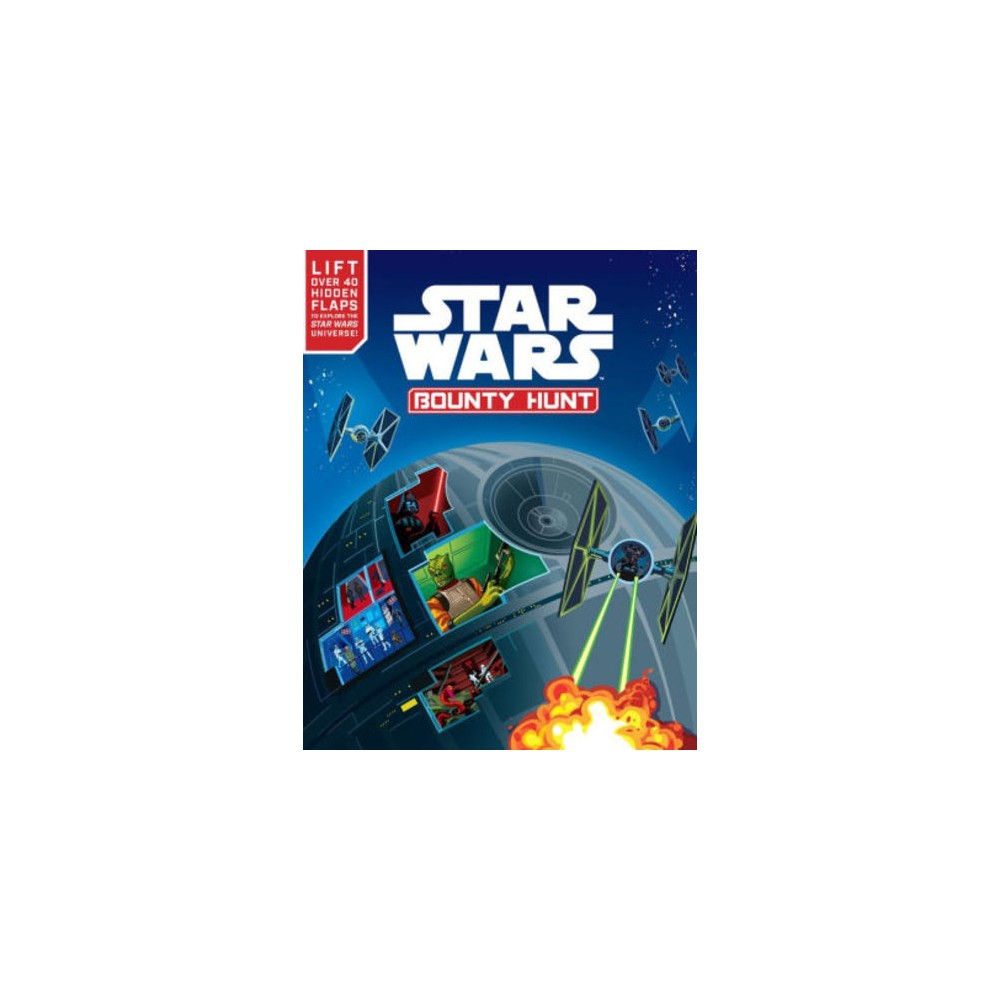 Star Wars Bounty Hunt, Books