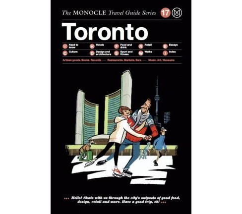 Monocle Toronto (Hardcover) - image 1 of 1