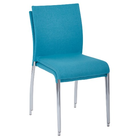 Conway Stacking Chair - 2pk - Ave Six - image 1 of 1