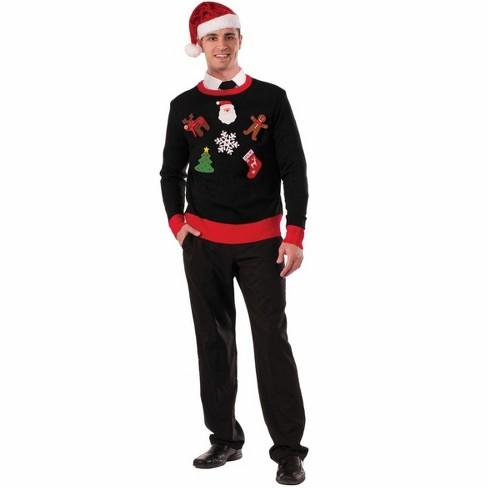 Forum Novelties Christmas DIY Ugly Sweater Accessory Pin Kit - image 1 of 1