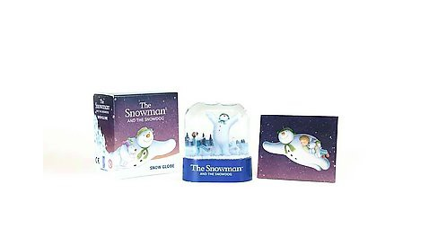 The Snowman and the Snowdog Snow Globe (Mixed media product) - image 1 of 1