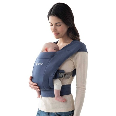 Ergobaby Embrace Baby Carrier - Soft Navy