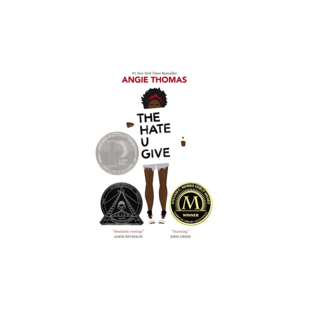 The Hate U Give by Angie Thomas (Hardcover) The Hate U Give by Angie Thomas (Hardcover)