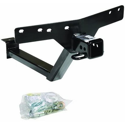 Reese 51093 Heavy Duty Class IV Custom 2 Inch Receiver 6,000 Pound Gross Trailer Weight Tow Trailer Hitch for 2000 to 2006 BMW X5 Models