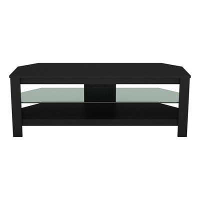 """Glass Shelf with TV Stand for TV up to 55"""" - AVF"""
