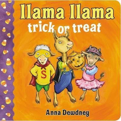 Llama Llama Trick or Treat (Board Book)(Anna Dewdney)