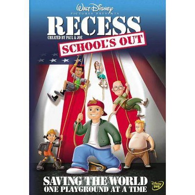 Recess: School's Out (DVD)(2001)