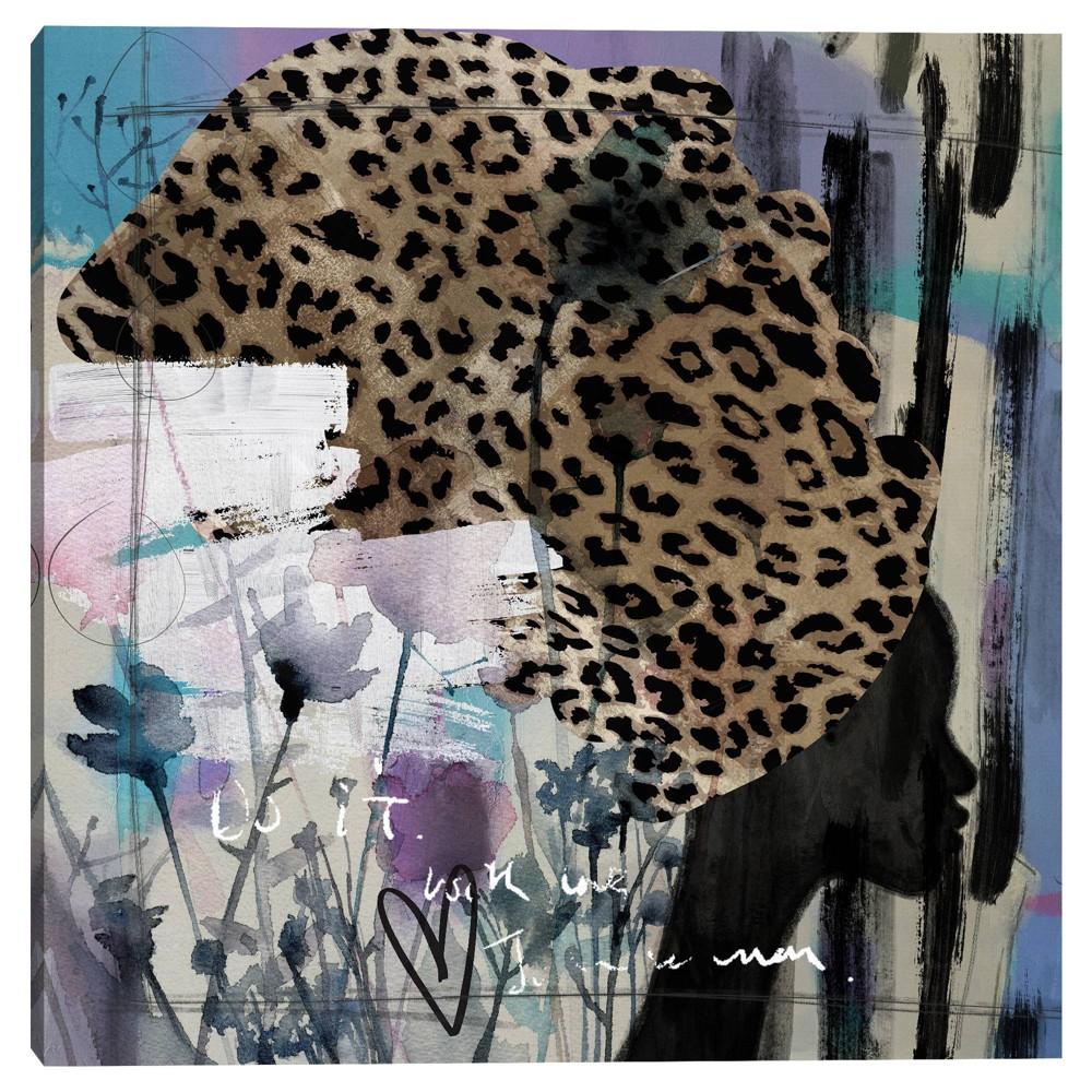 35 34 X 35 34 Turban Beauty By Nikki Chu Canvas Art Print Masterpiece Art Gallery