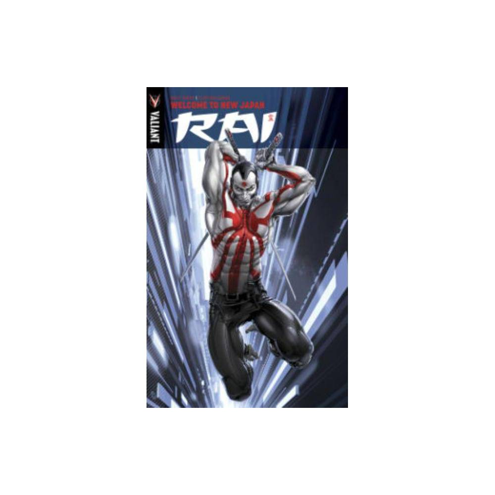 Rai Volume 1 By Matt Kindt Paperback