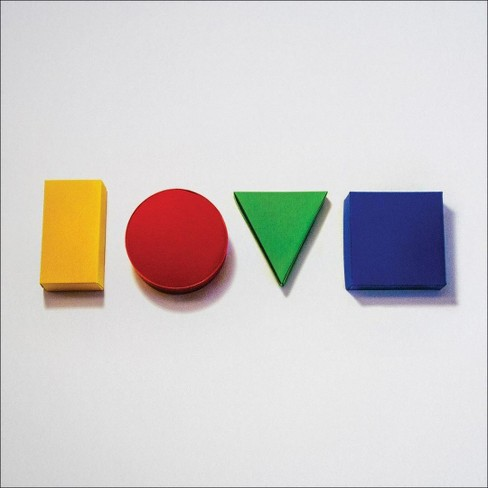 Jason Mraz - Love Is a Four Letter Word (CD) - image 1 of 1