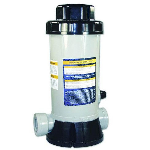 Swimline HydroTools In-Line Above Ground Swimming Pool Automatic Chlorine Feeder - image 1 of 4