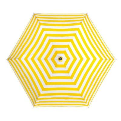 Cirra by ShedRain Compact Umbrella - Yellow