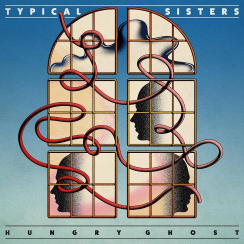 Typical Sisters - Hungry Ghost (CD) - image 1 of 1