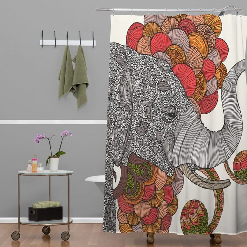 Dreams Of India Shower Curtain