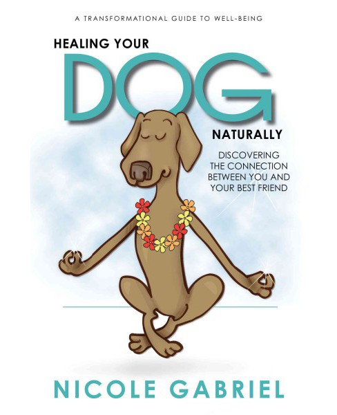 Healing Your Dog Naturally : Discovering the Connection Between You and Your Best Friend (Hardcover) - image 1 of 1