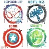 Marvel Peel & Stick Wall Decals - image 2 of 2