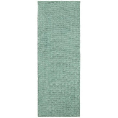 22 x60  Low Chenille Memory Foam Bath Rugs & Mats Surf - Threshold™