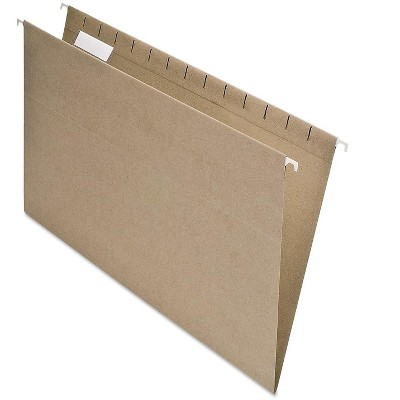 Pendaflex 100% Recycled Hanging File Folders 76542