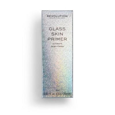 Makeup Revolution Glass Skin Primer - 0.5 fl oz