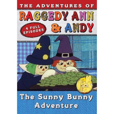 Adventures of Raggedy Ann & Andy: The Sunny Bunny Adventure Volume 2 (DVD)(2019)