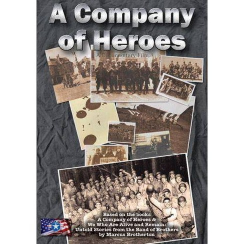 A Company Of Heroes Dvd Target