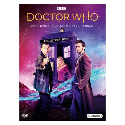 Doctor Who S1-4 (DVD)