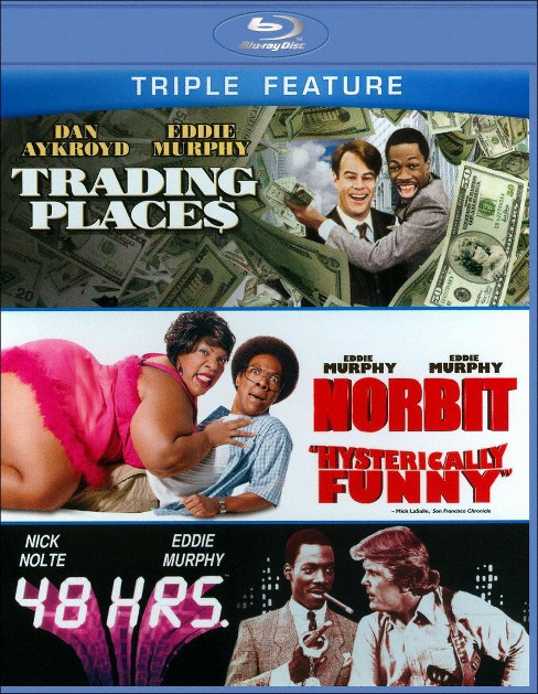 Trading Places/Norbit/48 Hrs. [3 Discs] [Blu-ray] - image 1 of 1